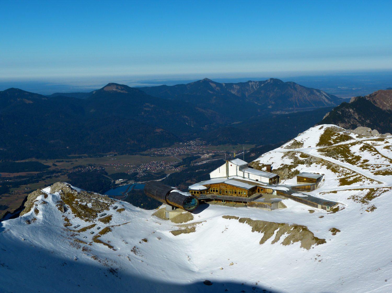 Mittenwalder Höhenweg- über 10 Gipfel