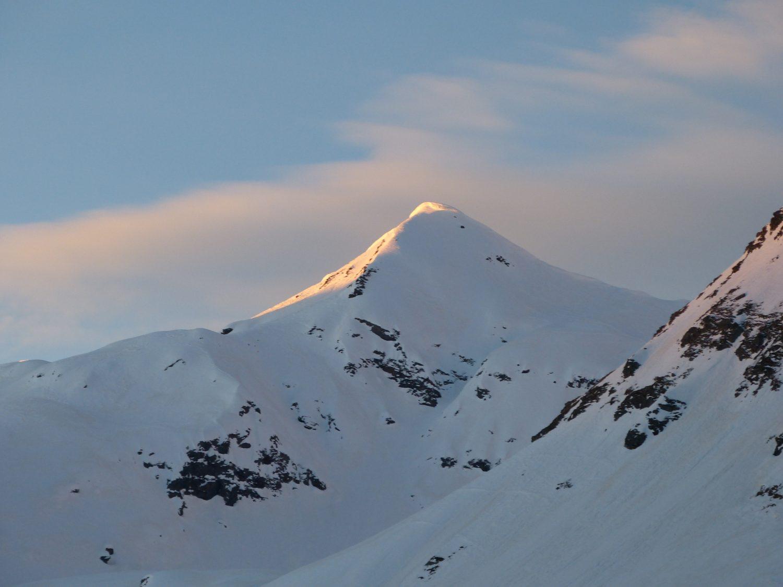 Weißwandspitze- steile Sache