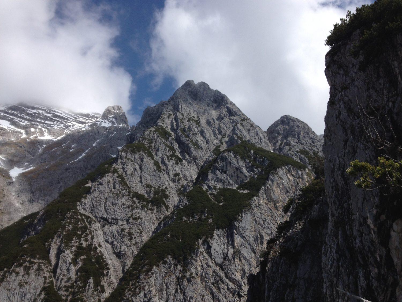 official photos 9d130 3be9a Blick zur Wechselspitze und zur Nadelspitz - Gipfelträume ...