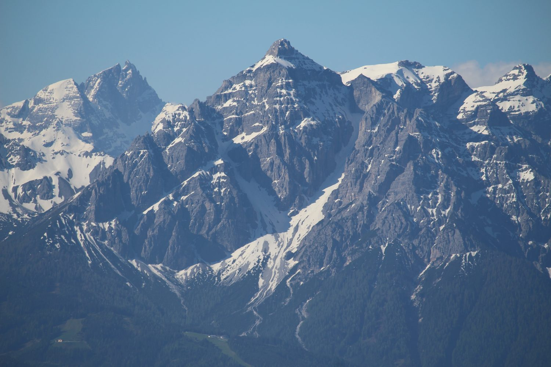 Wildanger- Lattenspitze- Pfeisspitze- Stempeljoch