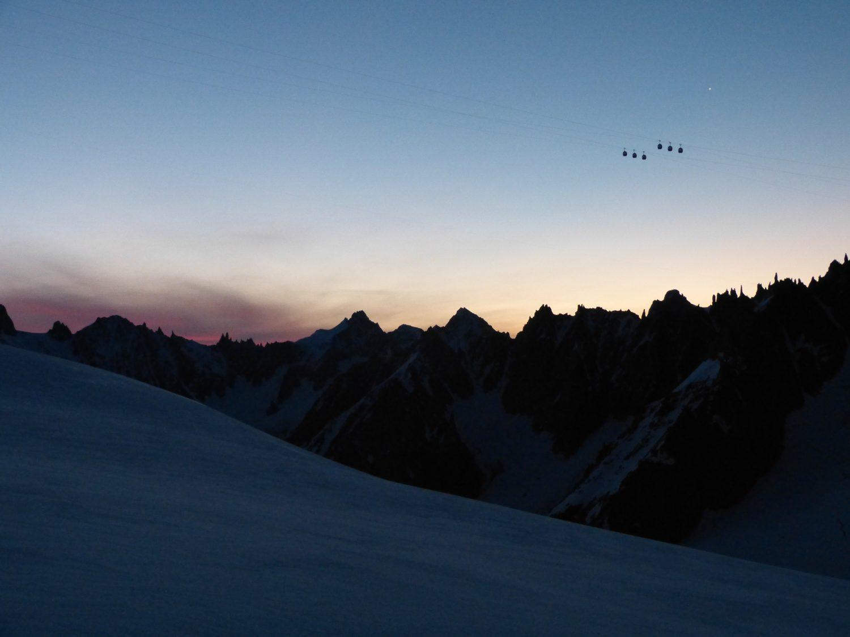 HT Woche Mont Blanc Massiv