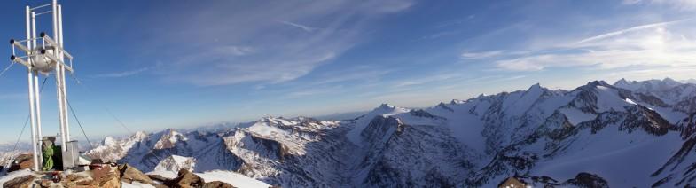 Gipfel Anichspitze oder auch Nördlicher Ramolkogel