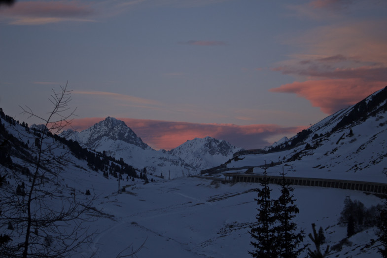 Wunderschöner Morgen