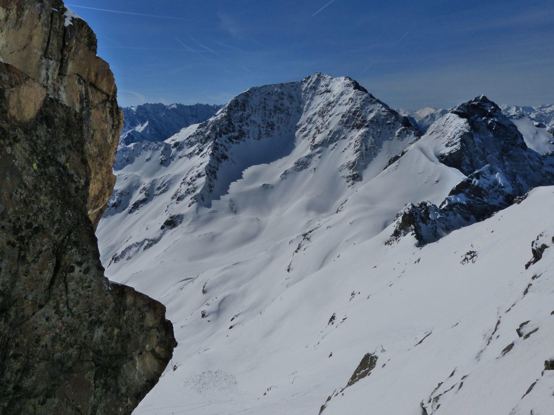 Wechnerkogel eine etwas andere Skitour