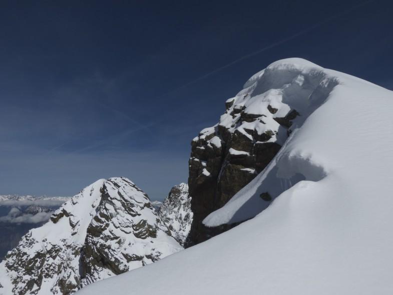 Am Gipfel des Wechnerkogels 2888m