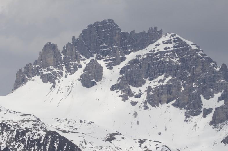 Ausblick zur Schlicker Seespitze