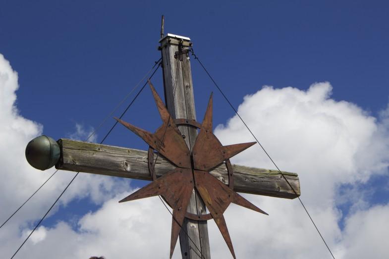 Gipfelkreuz Guffert