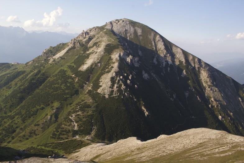 Soale im Aufstieg zum Ampferstein