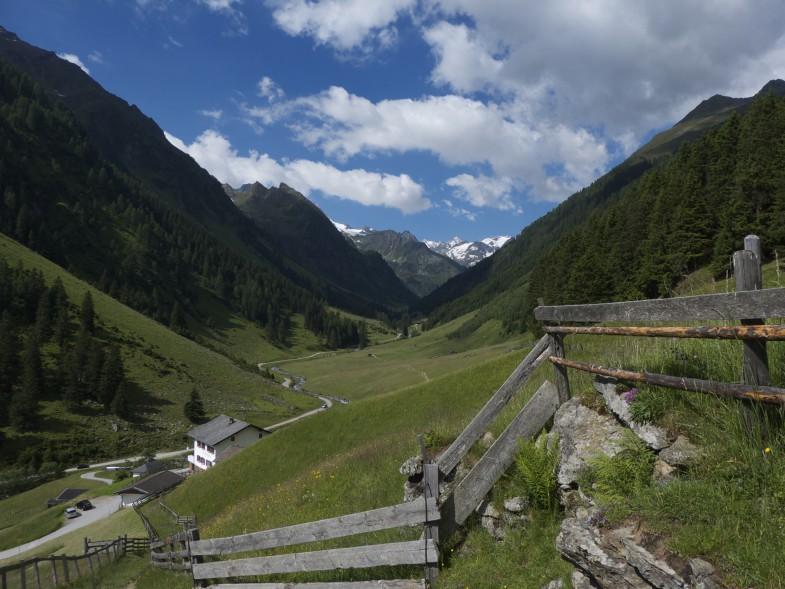 Start im Oberbergtal