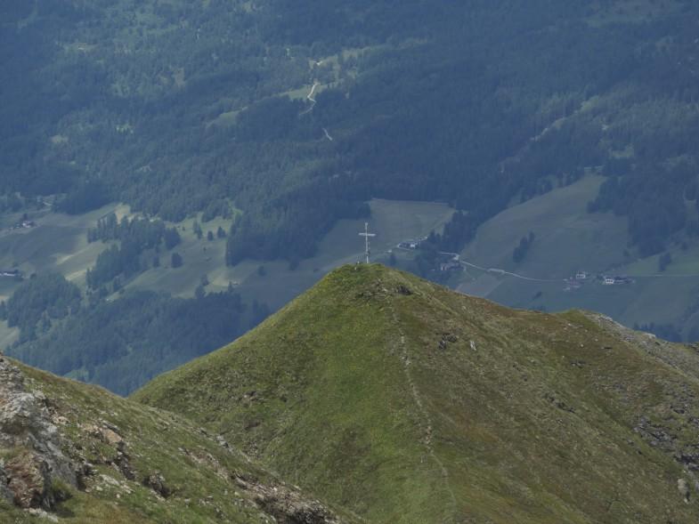 Ausblick zur Vennspitze