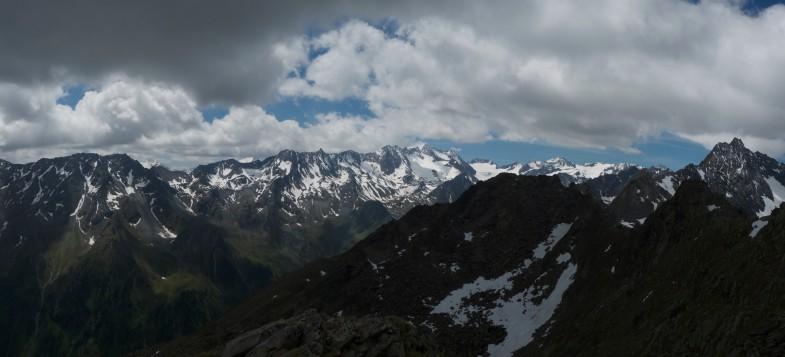 Gipfelpano Wildkopf