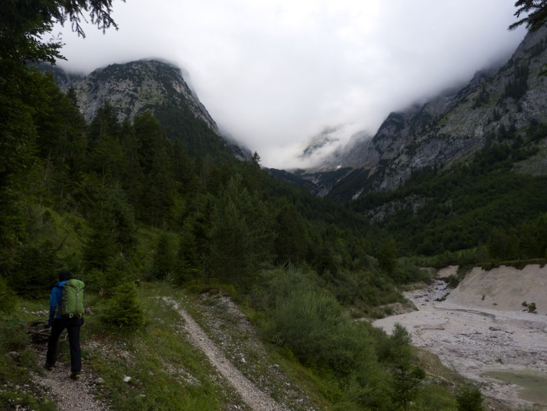 Am Weg zur Meilerhütte