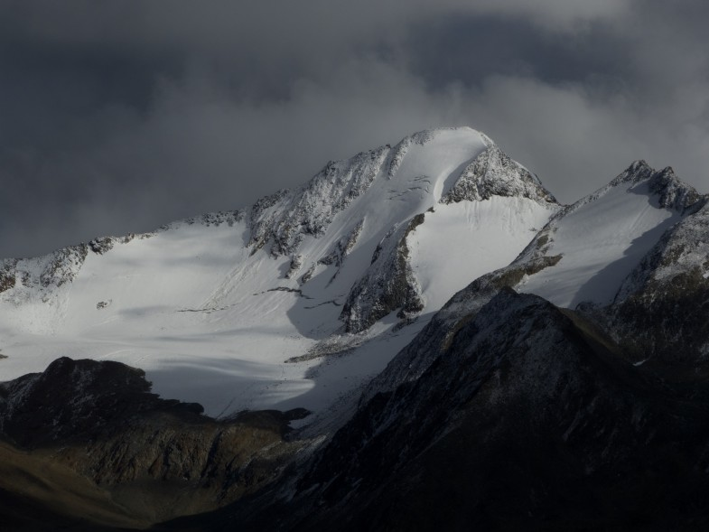 Gipfelflanke Hinterer Spiegelkogel