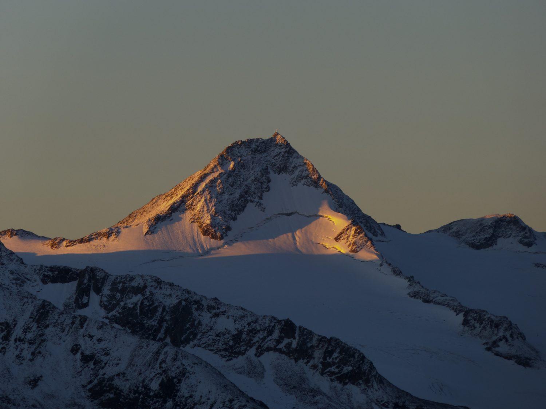 Ötztaler Wildspitze Überschreitung