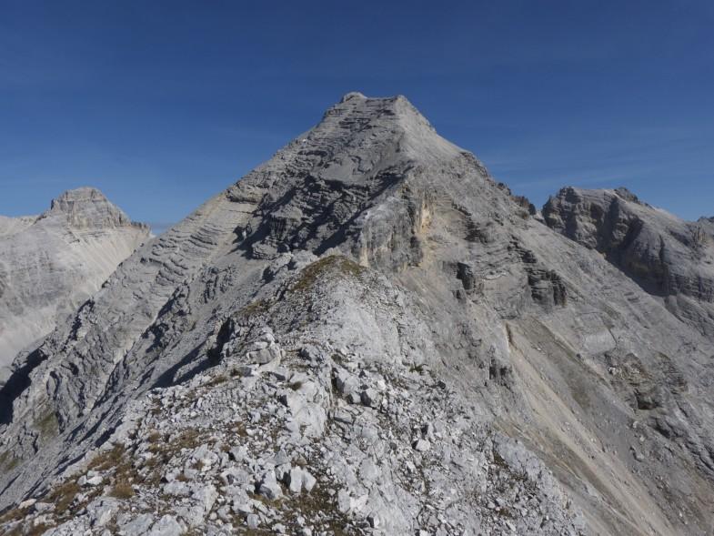 Am Großen Heissenkopf 2437m