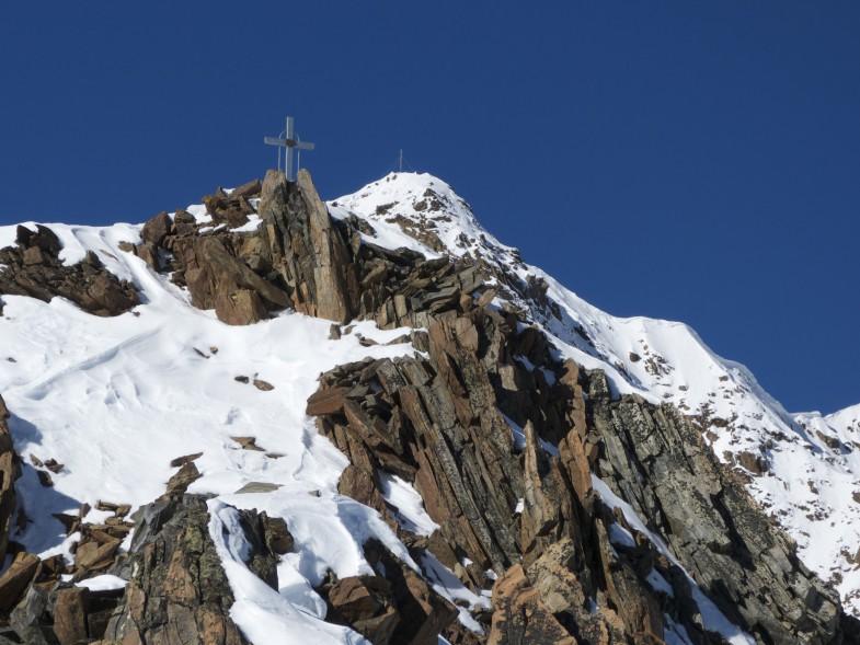 Ötztaler Urkund und Wildspitze