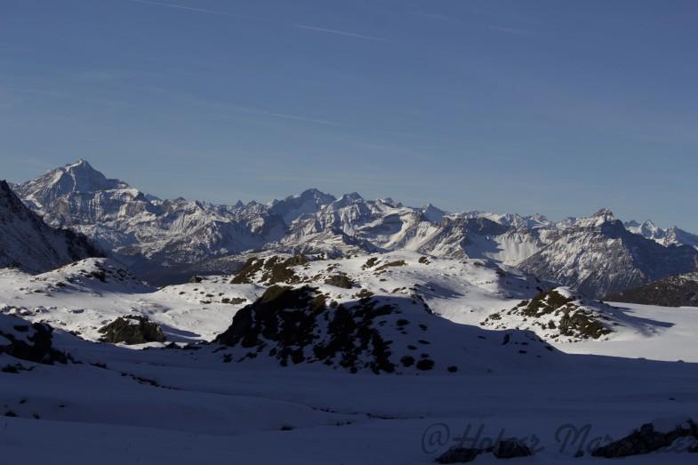 Stubaier Alpenblick