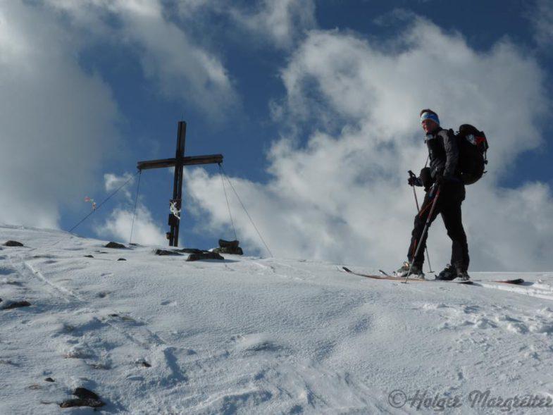 Gipfel Gamskogel