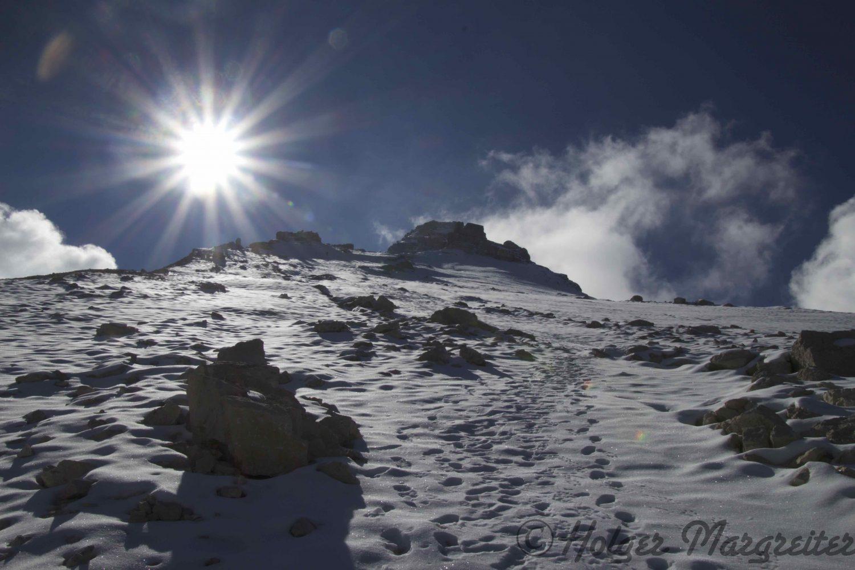 Antelao König der Dolomiten