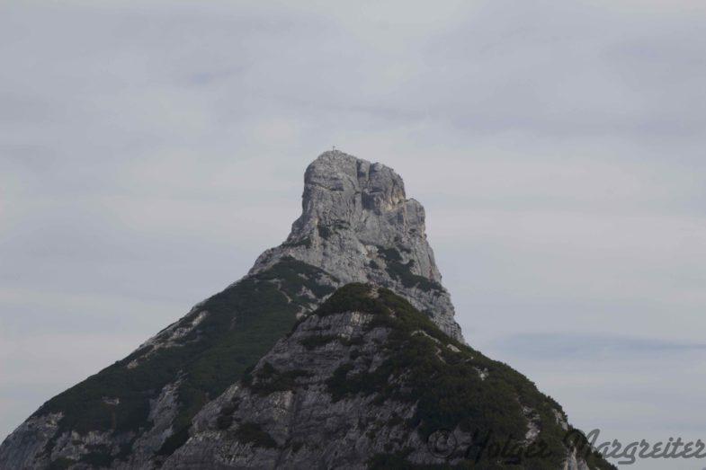 Das Leutascher Horn oder auch die Arnplattenspitze :-D