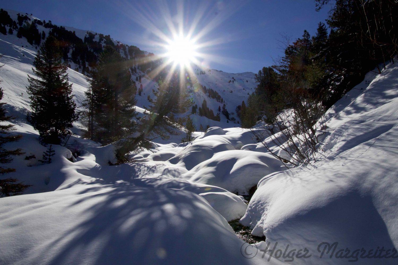 ÜL Skitouren Kurs Weidener Hütte