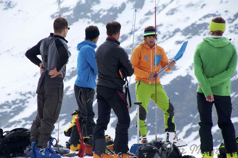 Skitourenstudie Tag 2