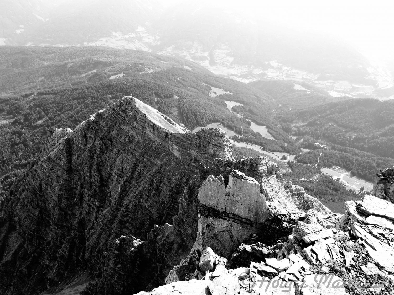 Waldrasterspitz- Serles Ostgrat- Sonnenstein eine Traumrunde