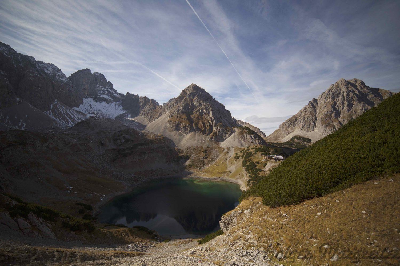 Östliche Marienbergspitze- Wampeter Schrofen eine deluxe Runde
