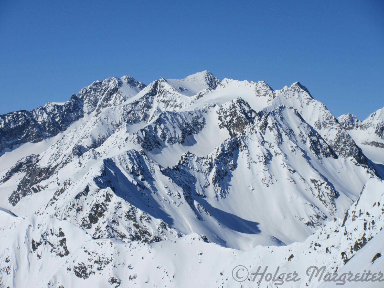 Brennerspitze- steil is geil