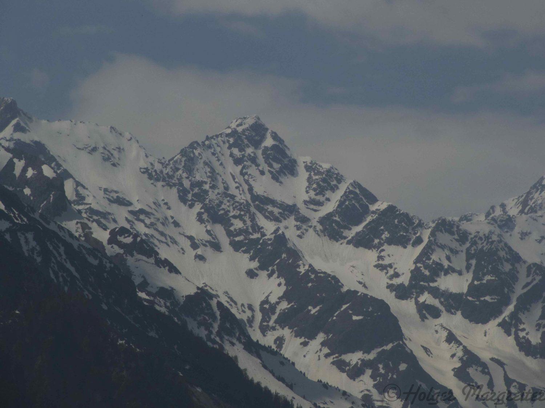 Schafkampspitze Ostrinne