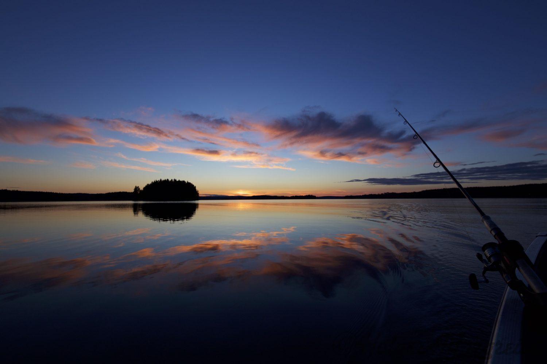 Fischen in Sverige