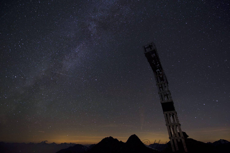 Biwaknacht auf der Sonklarspitze