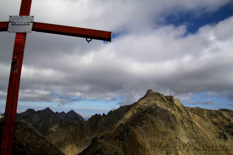 Rosskogelrunde- Rotgrubenspitze