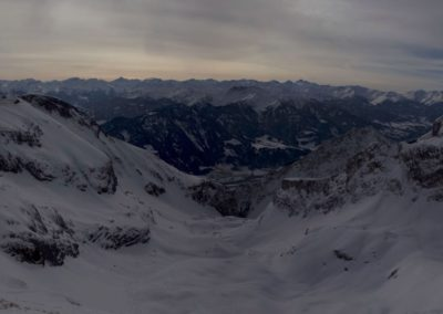 Panorama Rofanspitze