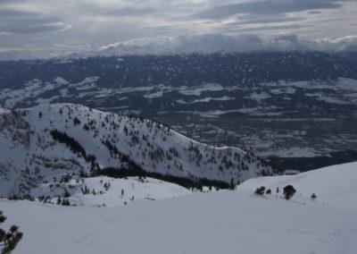 Welch toller Ausblick auf Innsbruck