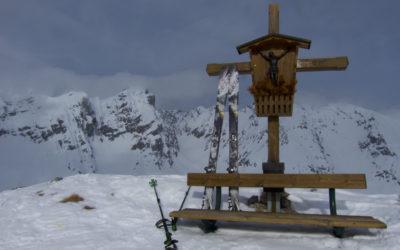 Auf die Wildangerspitze mit Nordabfahrt