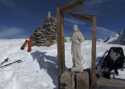 Madonna ziert den Gipfel