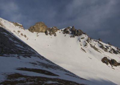 Gipfelhang Lämpermahdspitze
