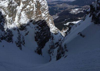 Endlich wieder auf Skiern
