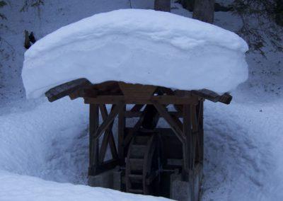 Eine Mühle im Mühltal?! :-D