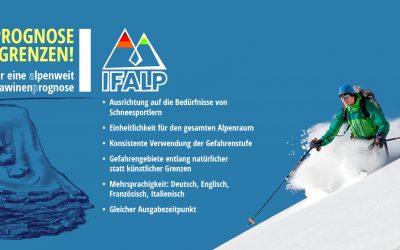 Lawinenprognose ohne Grenzen- IFALP