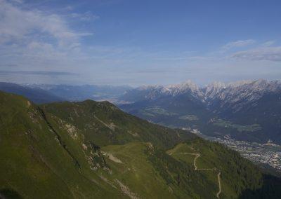 Drohnenflug südlich des Gratzenkopfs