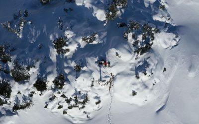 Auf den Thaurer Zunterkopf- Karwendel