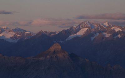 Biwaknacht auf der Kreuzspitze- Tuxeralpen