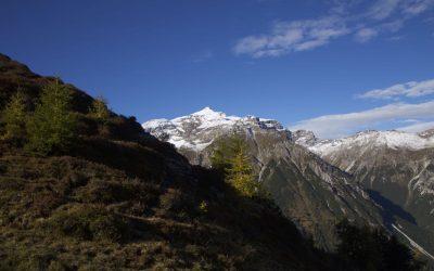 Hoch überm Obernbergersee