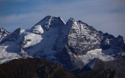 Grenzgänger in den Stubaier Alpen