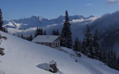 Auf den Muttenkopf im Obernbergtal