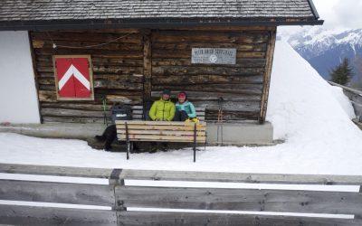 Auf die Peter-Anich-Hütte