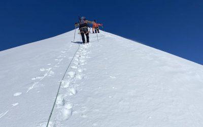 Drei Tage Oberwalderhütte- Glockner Gruppe