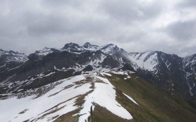 Tuxerrunde- neue Gipfel und sehr einsam